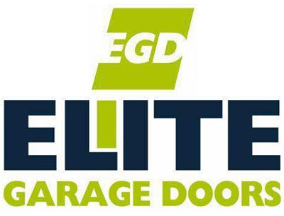Elite Garage Doors Mobile Logo
