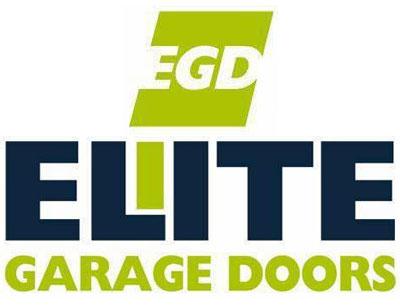 Elite Garage Doors Mobile Logo